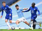 Final Liga Champions 2021: Rekor Buruk Manchester City saat Lakoni Perang Saudara