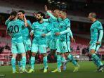 Mau Epic Comeback Kontra Real Madrid, Neville: Liverpool Kalahkan Aston Villa Saja Susah Payah Kok