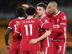 HASIL LIGA INGGRIS: Liverpool Menang Susah Payah, Diogo Jota jadi Petaka bagi Wolves