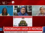 Olivi Silalahi: Indonesia Jadi Salah Satu Negara dengan Program Vaksinasi Sukses