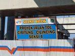 Kontraktor Investigasi Penyebab Ambruknya Proyek Jalan Tol Cibitung-Cilincing