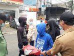 Dede Malvina: Yang Tidak Pakai Masker Putar Balik Jangan Masuk Wilayah Bojong Gede