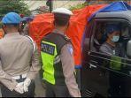 Angka Pemudik yang Diputar Balik Petugas di Posko Kalimalang Menurun