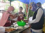 Warung Makan Gratis di Palopo Siapkan 200 Porsi Setiap Hari, Pelanggan Tukang Becak hingga Mahasiswa