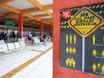 Larangan Mudik Berlaku Mulai 6 Mei 2021, Terminal Kampung Rambutan Sepi