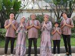 Momen Lebaran Sule Kumpul dengan Keluarga Besar Nathalie Holscher, Oma Hetty: Saling Memaafkan