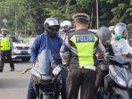 Razia Kenalpot Bising Malam Hari, 450 Polantas dan Brimob Berjaga di Monas, Thamrin dan Sudirman