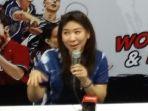 Susy Susanti bilang Target Tim Piala Sudirman Indonesia Step by Step