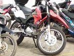 Begini Tampilan Sekilas Motor Trail Suzuki Baru DR150 di Indonesia