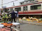 CERITA Penumpang Terlempar dan Terhempas ke Lantai Saat Dua LRT Bertabrakan