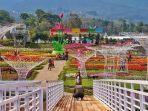Taman Rekreasi Buka di Masa Pandemi Covid-19, Wajib Terapkan Protokol Kesehatan