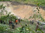 Puluhan Orang Tertimbun Longsor di Tambang Batu Bara di Tanahbumbu Kalsel