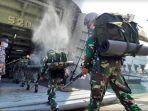 Melihat Persiapan Prajurit TNI AL Menuju Latihan Operasi Pendaratan Administrasi di Dabo Singkep