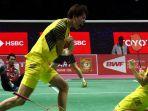 Gagal Bertemu Marcus/Kevin, Duo Menara China Dapat Kemudahan di Thailand Open 2019