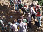 Tiga Orang Meninggal Dunia Akibat Tanah Longsor di Kabupaten Tapanuli Selatan
