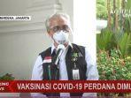 Dokter yang Suntikkan Vaksin Covid-19 pada Presiden Jokowi Ucap Alhamdulillah