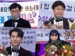 Daftar Pemenang SBS Entertainment Awards 2019, Yoo Jae Suk Bawa Pulang Daesang