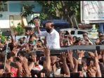 KSP: Kerumunan Warga Melihat Presiden Tidak Bisa Terhindarkan
