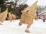 Kasedori, Tahun Baru Imlek Tradisional Jepang Dimulai Sejak Zaman Edo