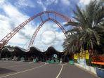 Mulai Hari Ini, Ancol, TMII dan Taman Margasatwa Ragunan Tutup