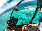 Maskapai Ini Buka Penerbangan Wisata ke Antah Berantah, Tiketnya Habis Terjual Dalam Waktu 10 Menit
