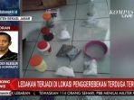 Ledakan di Lokasi Penggerebekan Terduga Teroris di Bekasi, Ditemukan Bom Rakitan dan Bahan Peledak