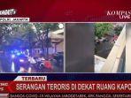 Terduga Teroris Masuk ke Mabes Polri, Diduga Baku Tembak Terjadi Dekat Ruangan Kapolri