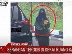 IDENTITAS Terduga Teroris yang Serang Mabes Polri, Perempuan Usia 25 Tahun, DO dari Kampus