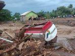 Cerita Gubernur NTT: Ada Toko, Banyak Barangnya Berhamburan ke Luar, Tak Satupun yang Diambil