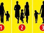 Tes Kepribadian: Gambar Mana yang Tak Seperti Keluarga? Bisa Ungkap Hubunganmu dengan Orang Lain