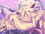 Tes Kepribadian: Berapa Jumlah Kuda yang Kamu Lihat? Bisa Ungkap Karakter Aslimu Sebenarnya