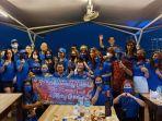 The Famous Club Rayakan Natal dan HUT ke-8 Secara Sederhana