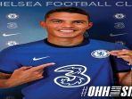 SEDANG BERLANGSUNG Live Streaming Chelsea vs Barnsley, Panggung Debut Thiago Silva, Tayang Mola TV
