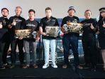 Tiga Paling Gayeng di MBtech Awards Semarang 2019