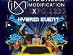 Tiket Masuk Indonesia Modification Expo 2020 Dijual Online Mulai Hari Ini, Segini Harganya