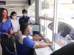 Kurangi Kontak Fisik, Tiki Buka Fasilitas Drive Thru di TB Simatupang