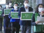 Profesor Jepang Minta Warga Lebih Berhati-hati terhadap Penyebaran Covid-19