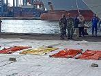 KNKT: Pesawat Sriwijaya SJ 182 Tak Meledak Sebelum Jatuh Membentur Air