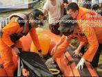 Perahu yang Ditumpangi Terbalik, Dua Pemudik Ditemukan Tewas, Petugas Cari Seorang Korban Lainnya
