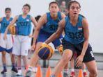 Timnas Basket Indonesia 3x3 Putri Fokus Kembalikan Fisik Karena Baru Kumpul