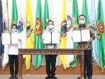 Kemendagri, Kemensos dan Forum Rektor Indonesia Jalin Nota Kesepahaman Wujudkan Data Desa Presisi