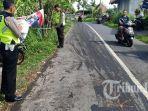 Sekretaris Desa di Gianyar Tewas Tertabrak Motor Buruh Proyek