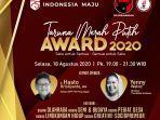 TMP Kembali Berikan Award kepada Lima Pemuda Berprestasi
