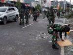 Dua SSK dari Yonif 501 Kostrad dan 129 Personel Marinir Dikirim ke Jayapura