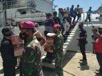 TNI AL Kerahkan 4 Kapal Perang Angkut Bantuan untuk Korban Bencana Alam di NTT