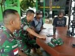 Tokoh Organisasi TRWP Berserta 7 Simpatisannya Ditangkap Satgas Pamtas Yonif PR 328/DGH