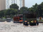BMKG: Hujan Lebat di Jakarta Diperkirakan Terjadi hingga 24 Februari 2021, Waspadai Potensi Banjir
