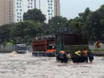 Sistem Mitigasi Bencana Banjir DKI Jakarta Dinilai Masih Lemah
