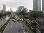 YLKI: Ruas Jalan Tol Banjir, Seharusnya Tak Ada Pungutan Bagi Konsumen