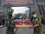 Mayjen TNI Totok Imam Santoso Lakukan Penyegaran Dalam Lingkungan Akmil Magelang